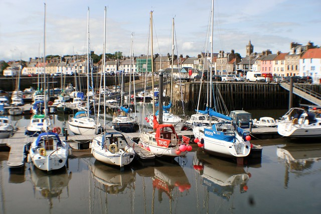 Anstruther, Fife Coast