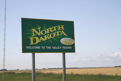 Hello, North Dakota!
