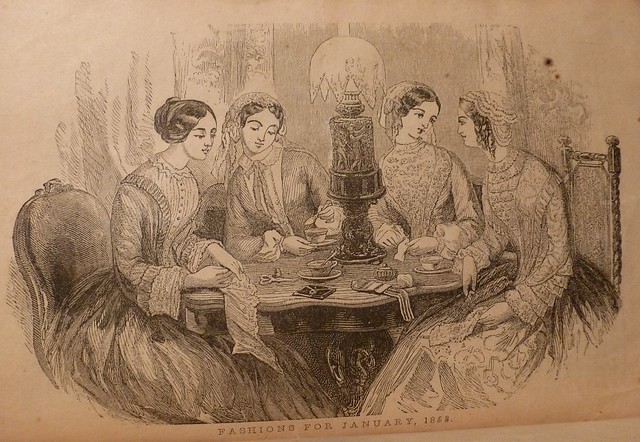 Godey's Lady's Book, January 1853 9