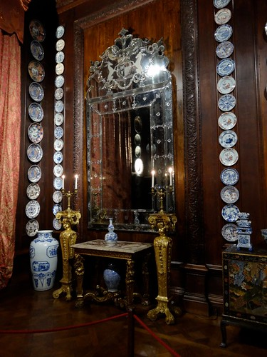 The Plate Room at Chatsworth