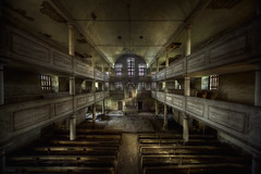Abandoned church PF