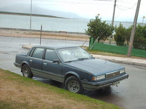Chevrolet Celebrity- Puerto Natales (1)