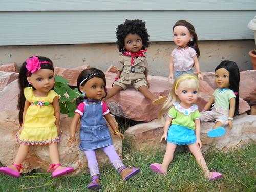 Куклы От Сердца к Сердцу