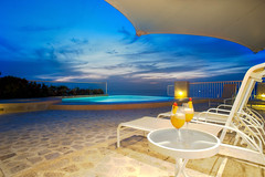 Terraza del Penthouse — Hotel Irotama del Sol (Santa Marta, Colombia)