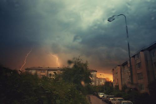 Thunderstorm by dyadyavasya