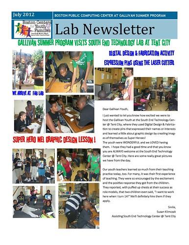 Newsletter_Week of July 21 Gallivan