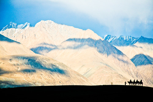Ladakh-Nubra Valley