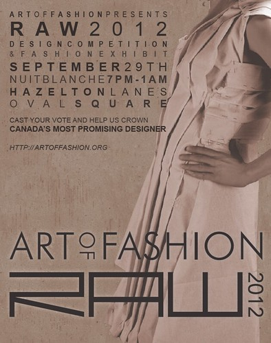 Art of Fashion RAW