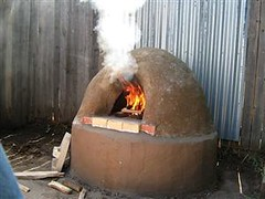 7702111572 ef8b202f09 m How to Build Your Own Outdoor Mud Oven