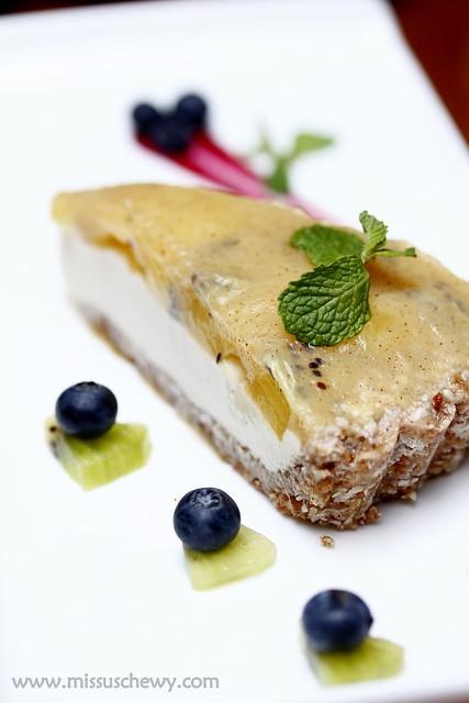 Zespri Kiwi Dinner @ The Living Cafe 041
