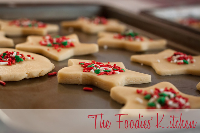 Classic Shortbread Cookies | Flickr - Photo Sharing!
