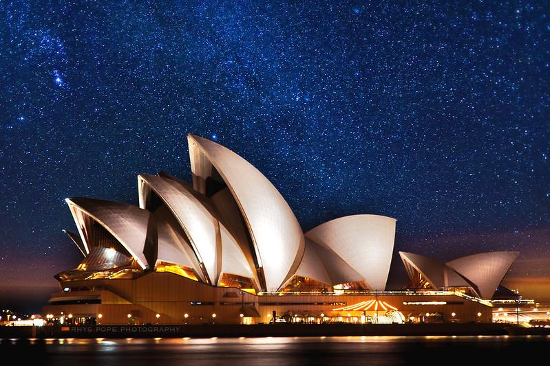 Sydney Opera House || SYDNEY || AUSTRALIA