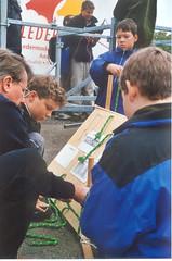 Abschlussregatta Junioren 2001