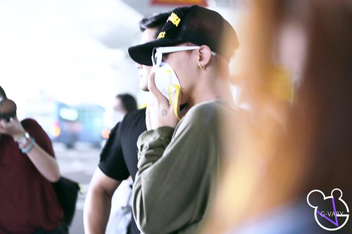 Big Bang - Incheon Airport - 15jun2015 - G_Vaby - 12