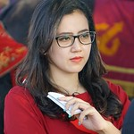Flickr image thumbnail:Women in Asia 11