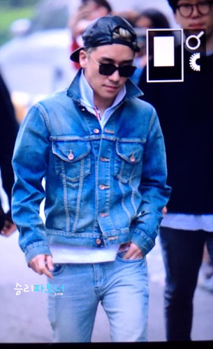 Big Bang - KBS Music Bank - 15may2015 - Seung Ri - Partnervi - 01