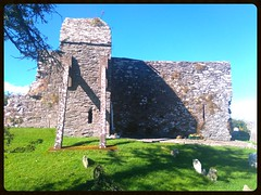 A visit to Ougherard Burial Ground in Kildare Burial Ground of AUTHER GUINNESS the great man who started the flow of the famous black stuff Guinness.