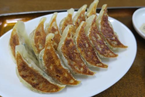 タレコミ情報【滋賀】週一回しか営業しない「堀久餃子本舗」の生餃子