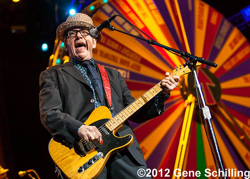 Elvis Costello And The Imposters - 04-21-12 - Caesars Windsor Hotel & Casino, Windsor, Ontario, Canada