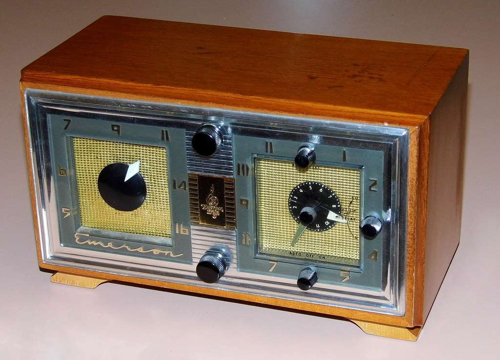Are not emerson vintage radio inquiry answer