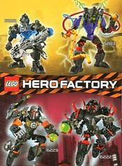 HERO Factory 2012