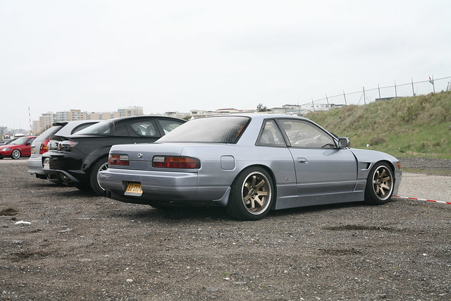 The perfect Nissan Silvia S13 K's