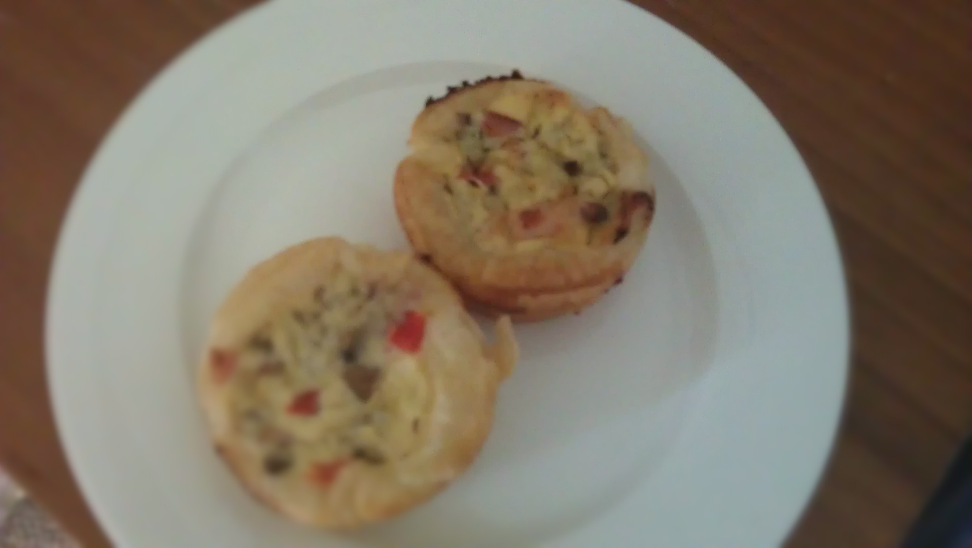 Mini Quiches for the Perth Modern Quilt Guild meeting...