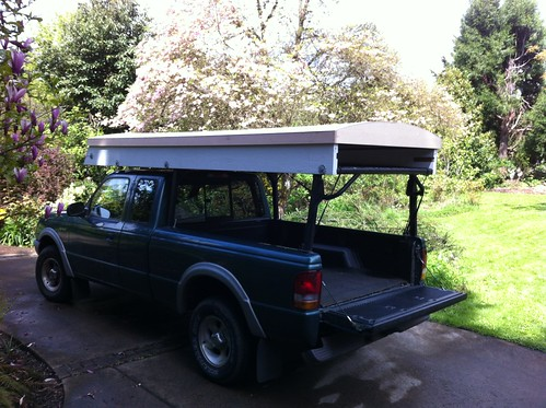 DIY Pop Up Camper Build