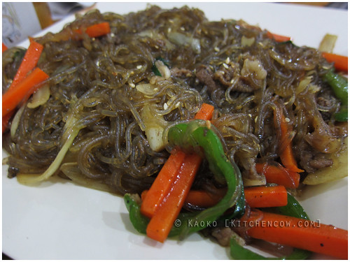 Sam Won Garden - Japchae