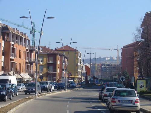 <p>Corso Europa - Alba</p>