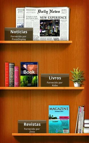 Reader Hub by Rogsil