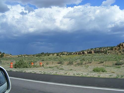 Rain In New Mexico