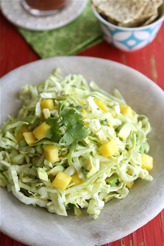Mexican-Slaw-Recipe-with-Mango-Avocado &-Cumin-Dressing-for-Cinco-de-Mayo-Cookin-Canuck