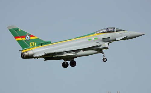 100th Anniversary markings Typhoon