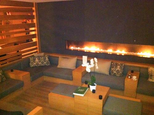 Zona de Lounge-Bar
