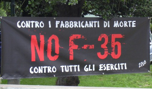 """PACE. DOTTORINI (IDV): """"NO ALL'ACQUISTO DEI CACCIABOMBARDIERI F35"""". PRESENTATO ORDINE DEL GIORNO IN CONSIGLIO REGIONALE"""