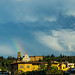 Rainbow On San Miniato al Monte