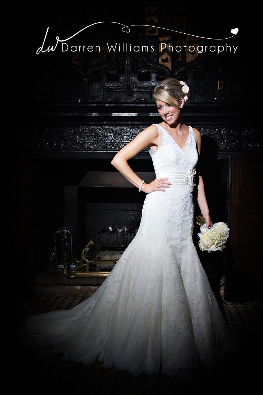 Faenol fawr wedding dress