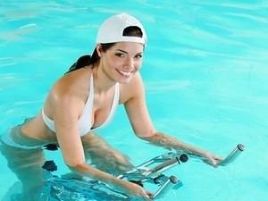 Spinning e walking in piscina  provati per voi