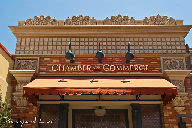 Buena Vista Street - Chamber of Commerce