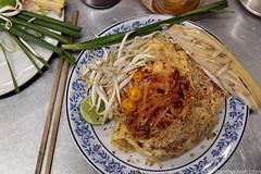 Lueng Pha's pad thai