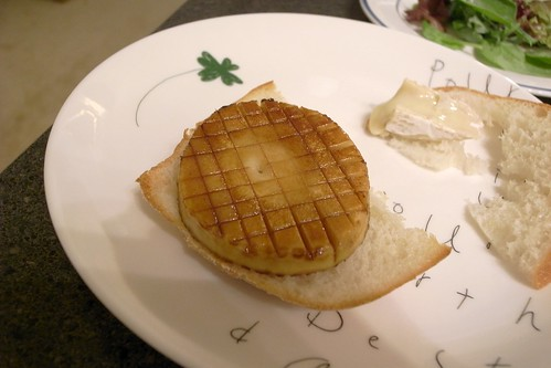 Bamboo Shoot Sandwich