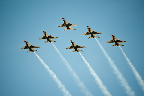 107 Thunderbirds