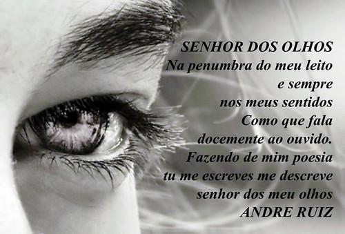 senhor dos olhos by amigos do poeta