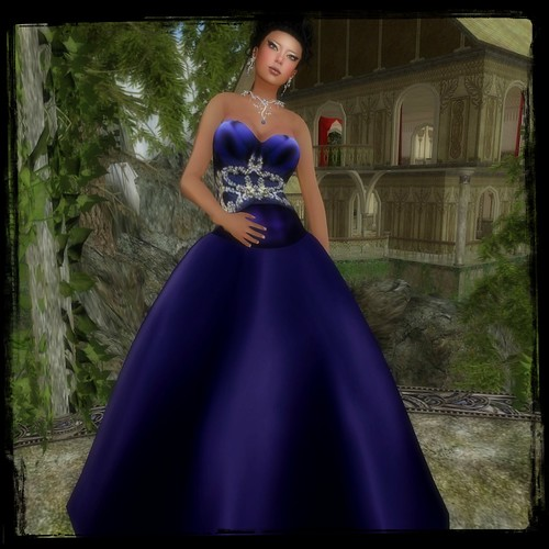 Bliss Couture & Virtual Impressions by Cherokeeh Asteria