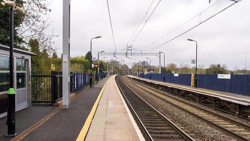 Berkswell Railway Station