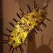 Model of bubonic plague bacteria - Smithsonian Museum of Natural History - 2012-05-17