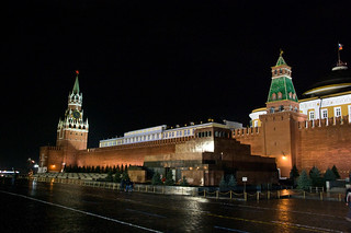 Kremlin et Mausolée de Lenin
