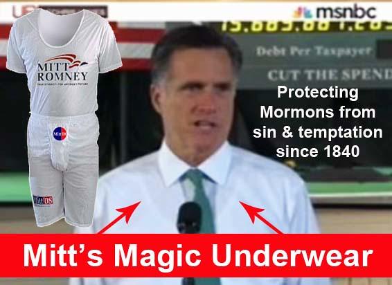 romney  underwear
