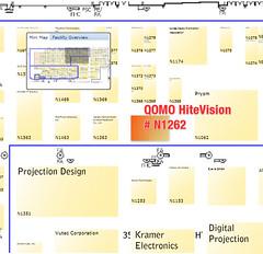 InfoComm 2012 QOMO booth # N1262